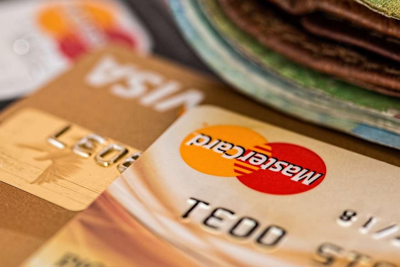Visa eller Mastercard som investering