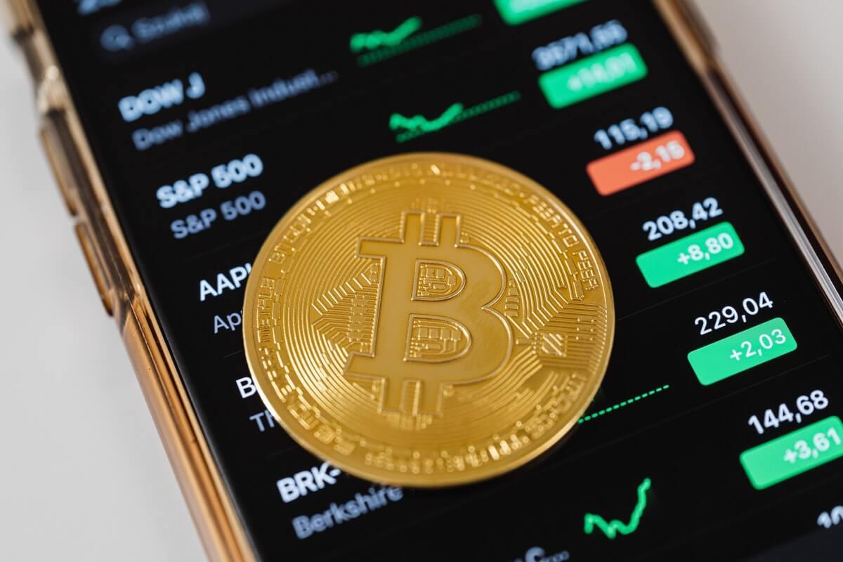 Handla Bitcoin CFD