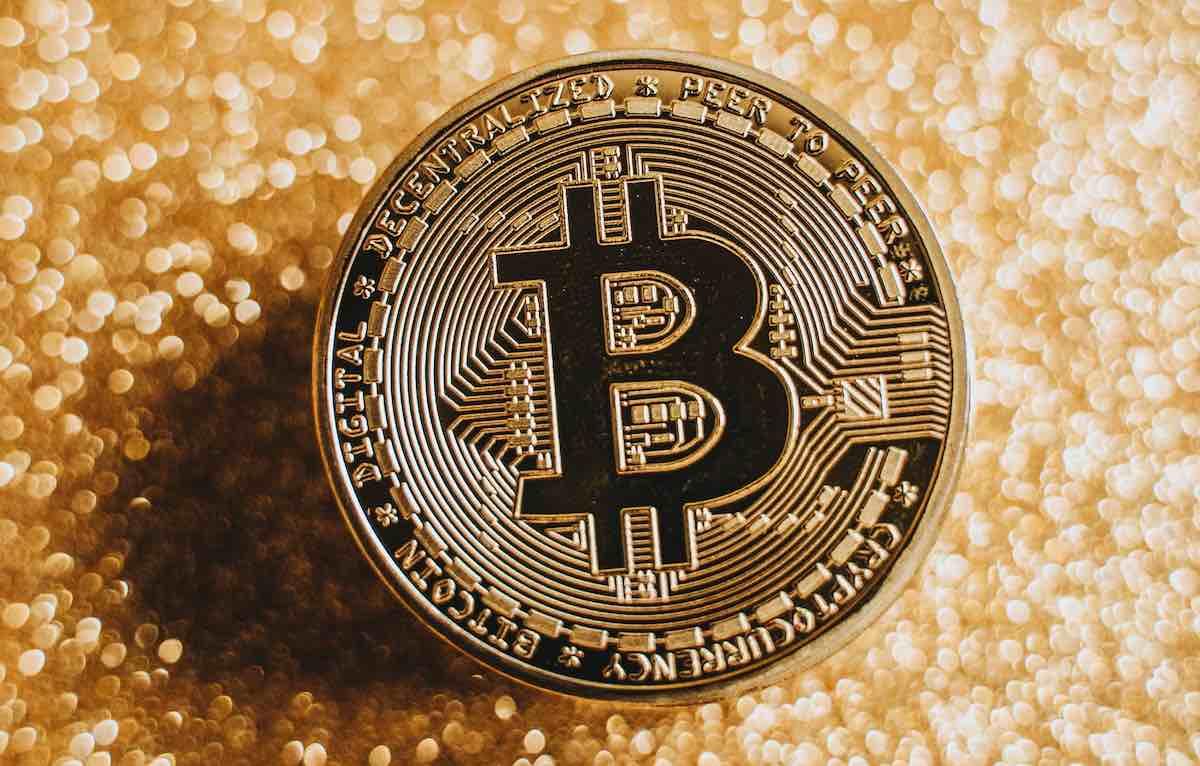 Bitcoin vs guld